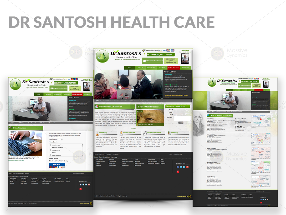 Dr Santosh Health Care