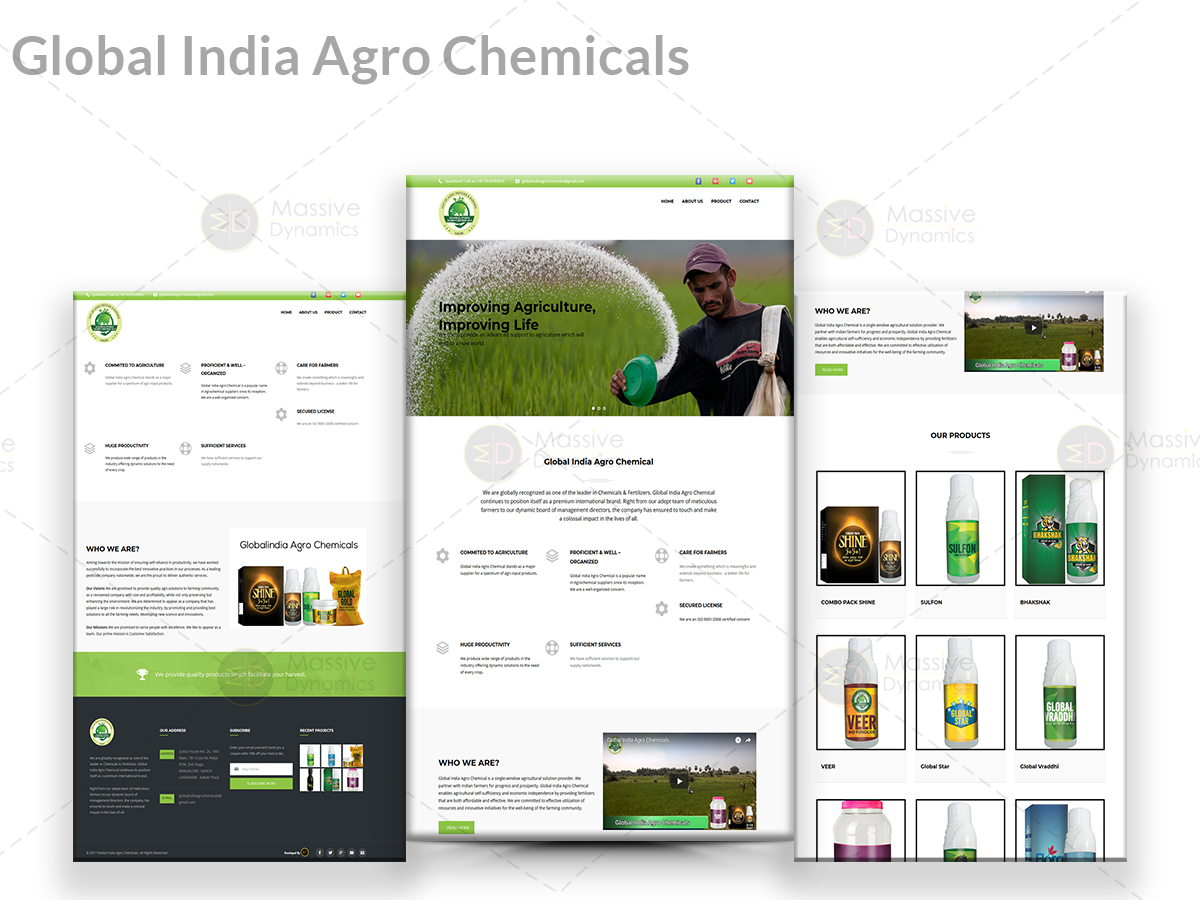 Global India Agro Chemicals