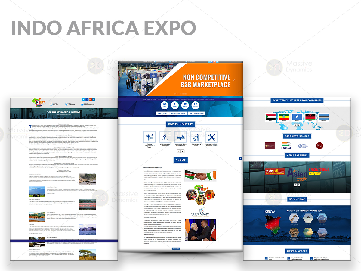 Indo Africa Expo