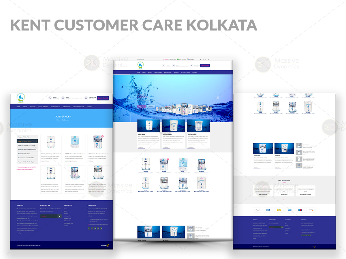 Kent Customer Care Kolkata