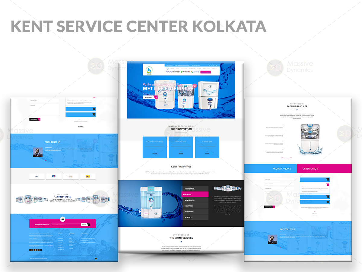 Kent Service Center Kolkata