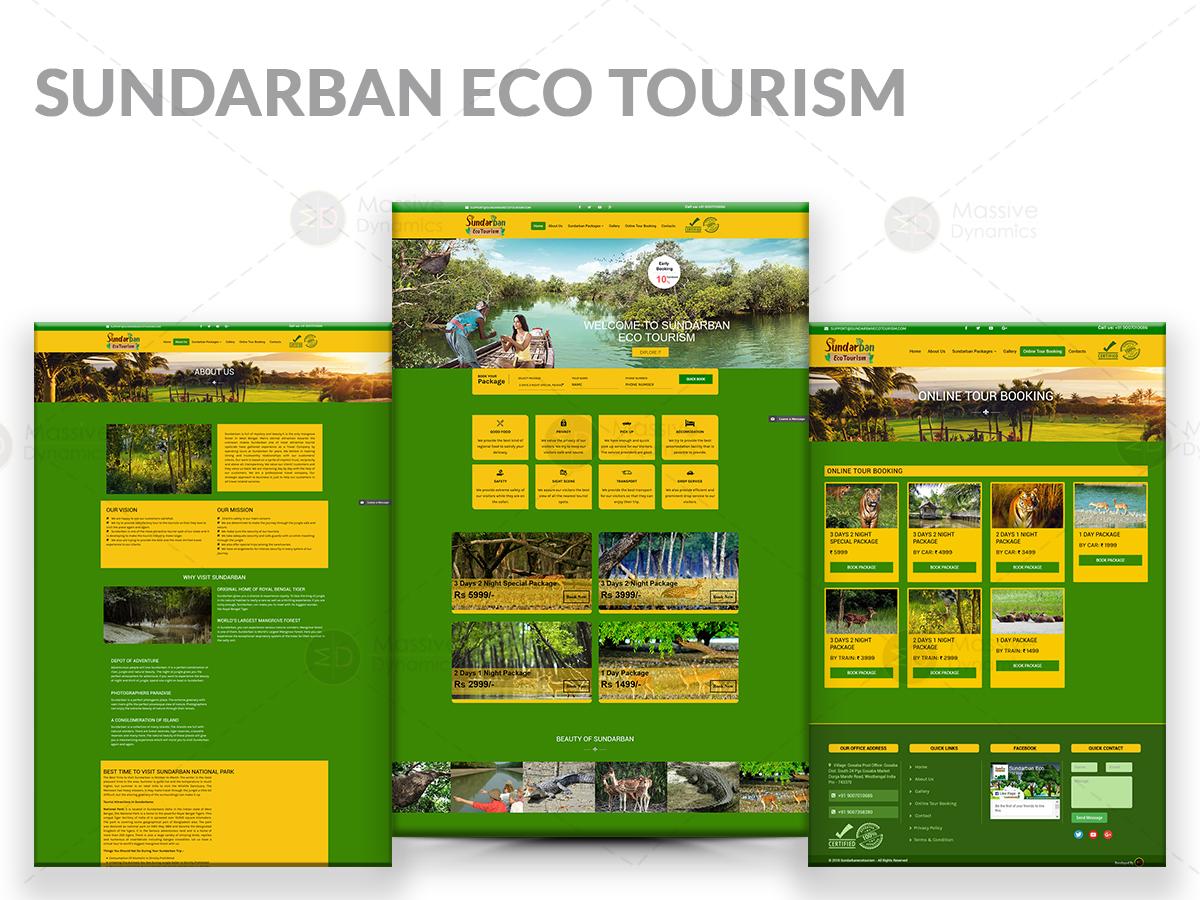 Sundarban Ecotourism