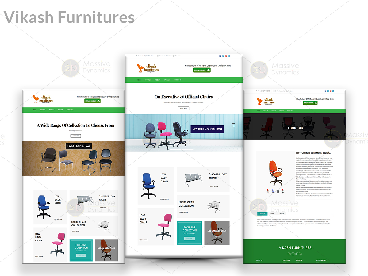 Vikash Furnitures