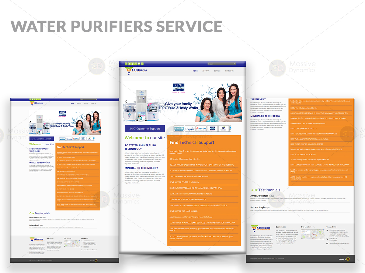Water Purifiers Service